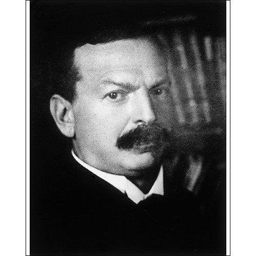 Pastor e Psicanalista Oskar Pfister